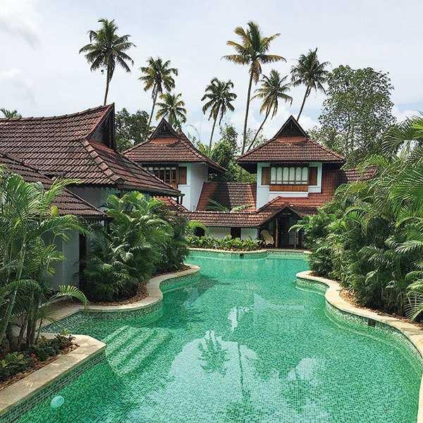 Kumarakom lake resort 1