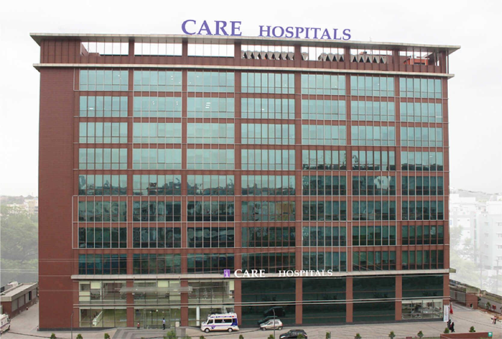 Care hospitals hi tech city
