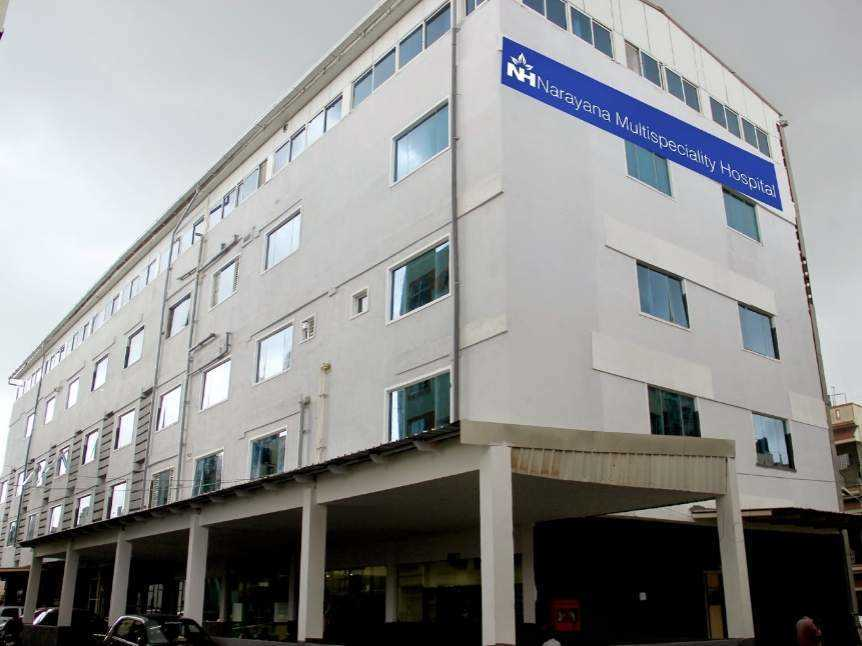 Narayana multispeciality hospital hsr layout bangalore hospitals jp14z