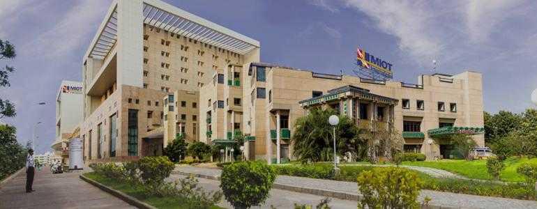 Multi speciality hospitals chennai