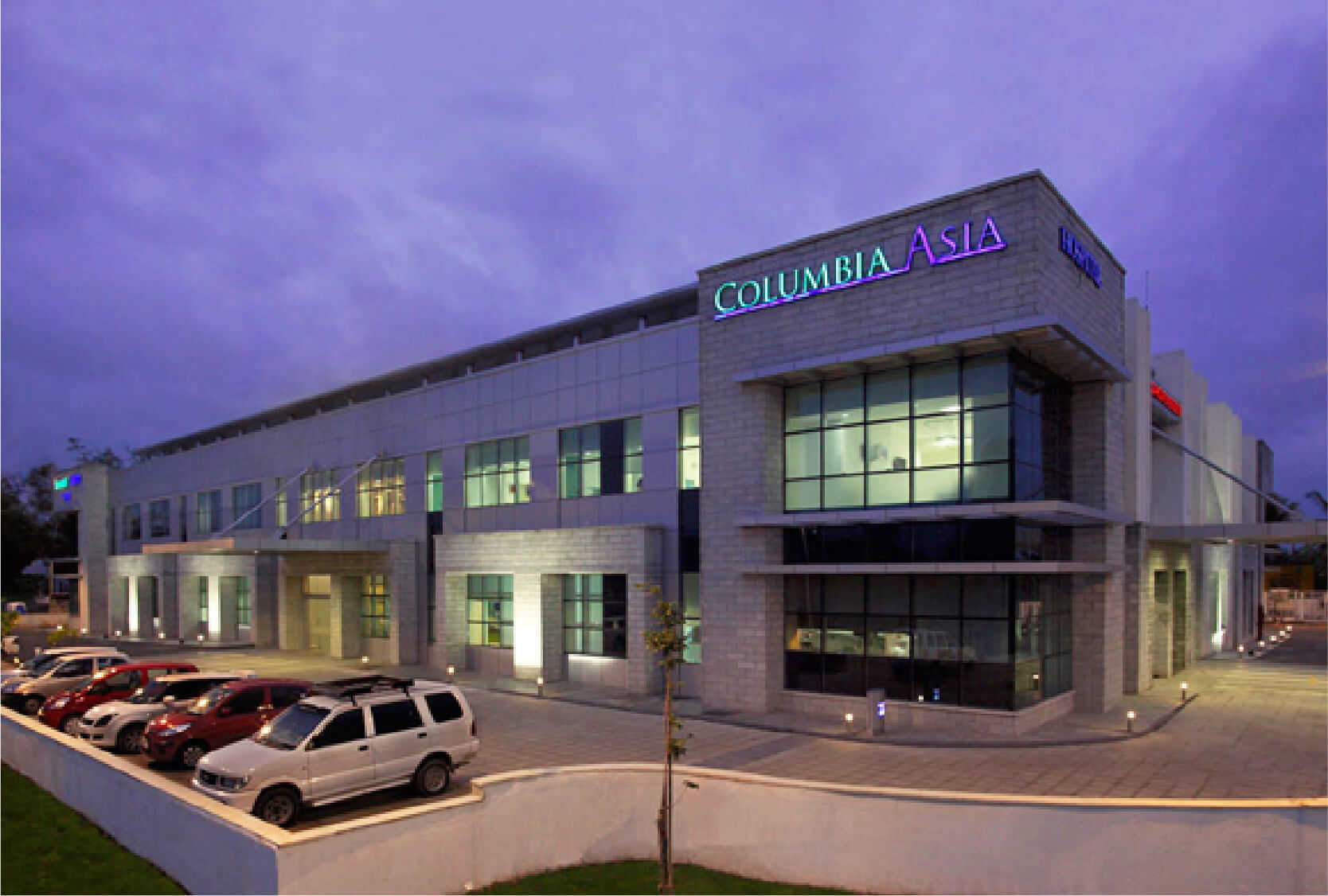 Columbia asia hospital hebbal