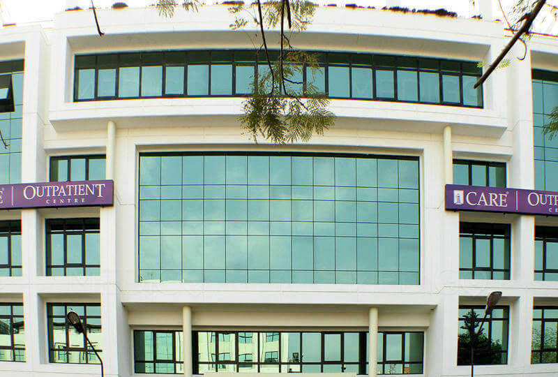 Care hospitals banjara hills