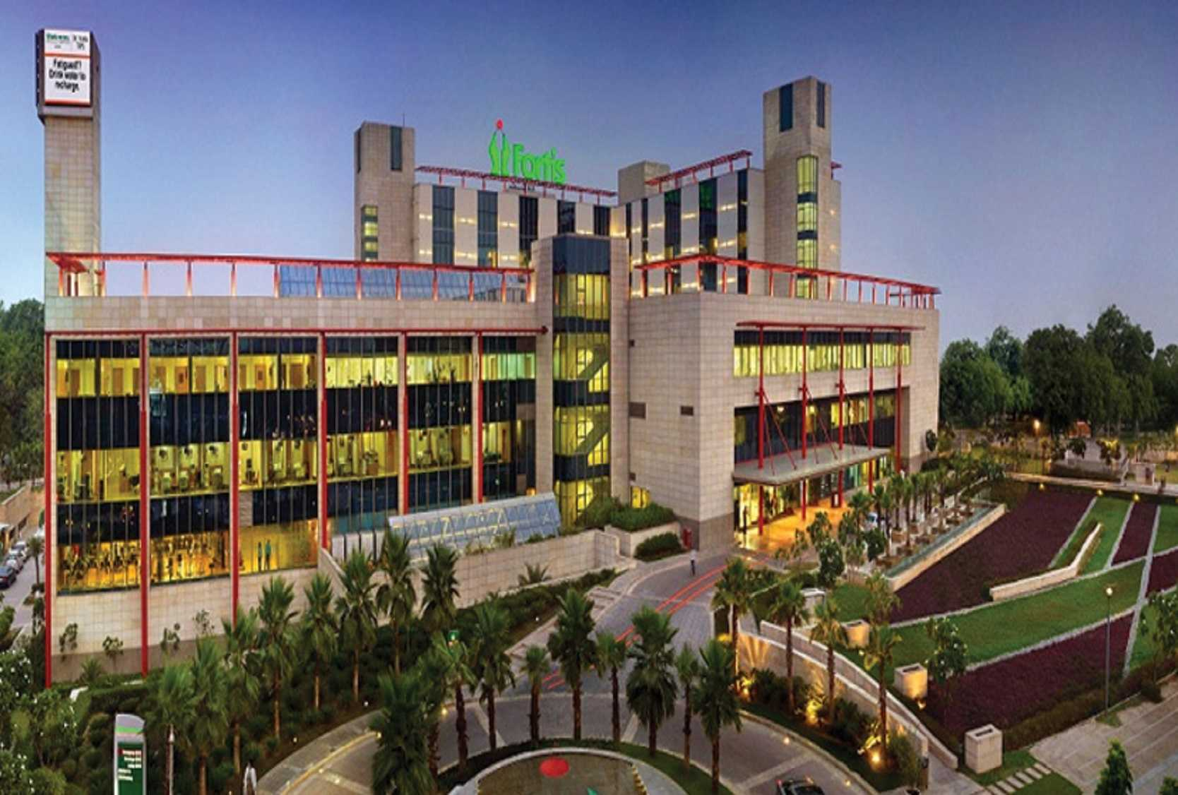 Fortis Memorial Research Institute (FMRI), Gurgaon