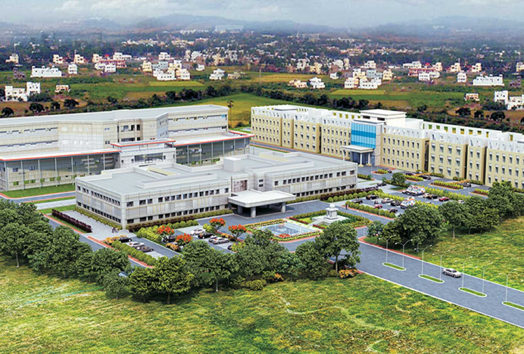 Gleneagles Global Health City, Chennai
