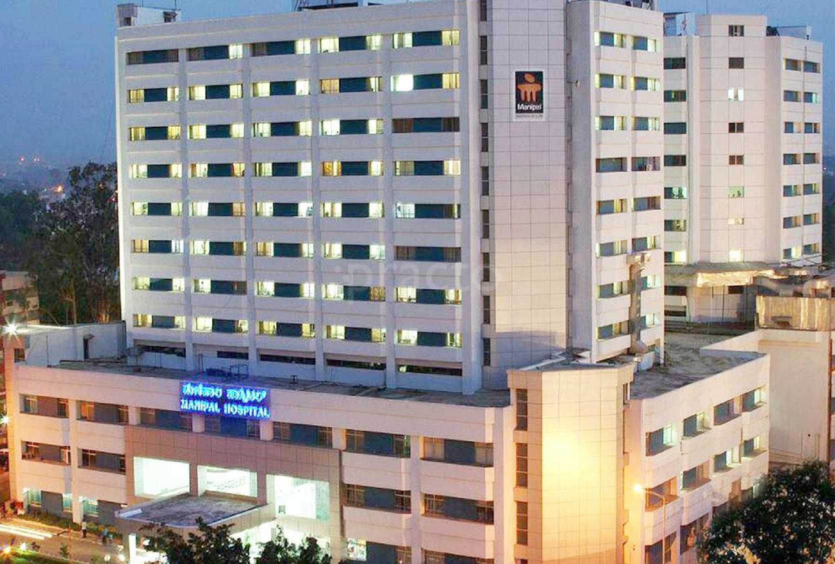Manipal Hospital Bangalore