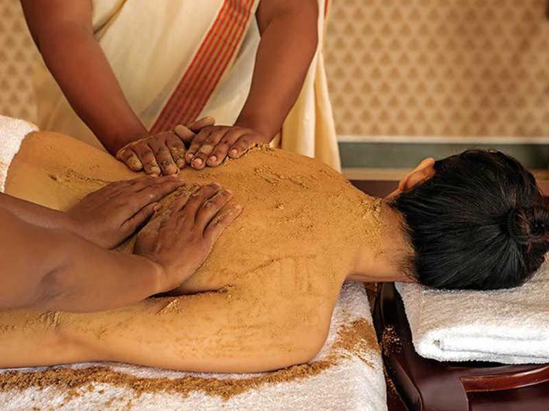 Udwarthanam